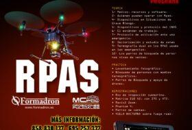 CURSO OPERATIVA DE EMERGENCIAS CON DRONES